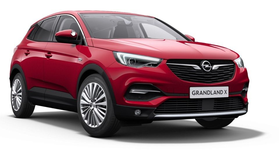 Opel Grandland X - Hybrid 224PS Edition ***SONDERAKTION***