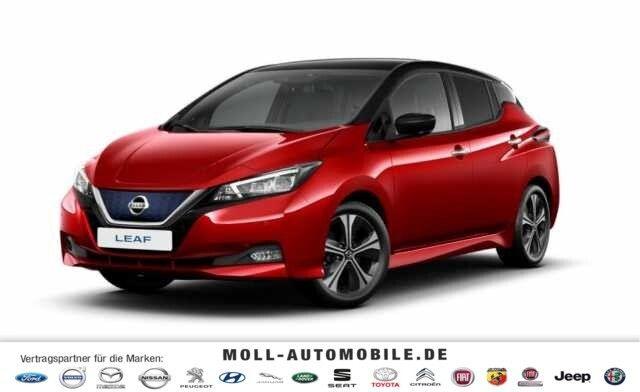 Nissan Leaf - 40 kWh Tekna Bicolor Rot/Schwarz, ProPilot Park