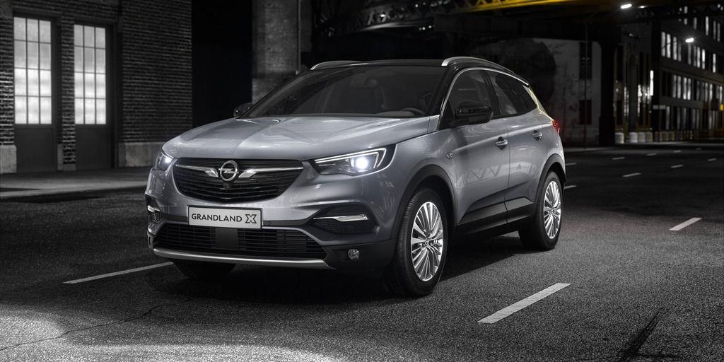 Opel Grandland X - Hybrid 224PS Systemleistung Edition