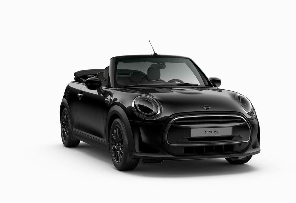 MINI Cabrio - One Blackyard  *NEW MINI 2021*