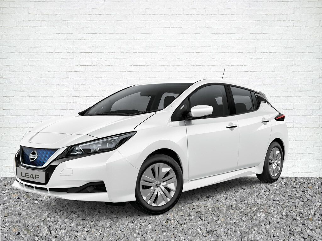 Nissan Leaf - 40kWh Visia inkl. Batterie - LOCKDOWN AKTION