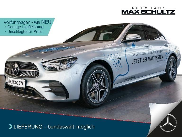 Mercedes-Benz E 300 - de Limousine Burmester*MBUX*LED*Spurassist