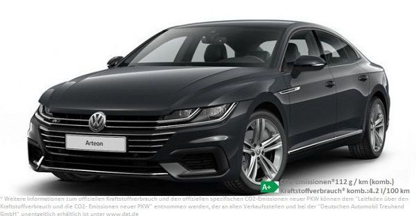 vw arteon r line leasing aktion mit umweltpr mie bei. Black Bedroom Furniture Sets. Home Design Ideas