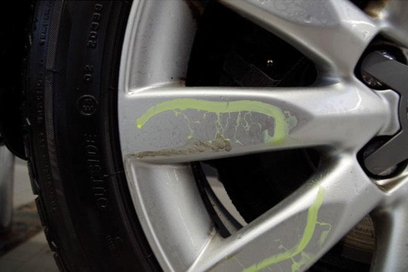 Auto Leasing - die Fahrzeugrückgabe - Felgen 1