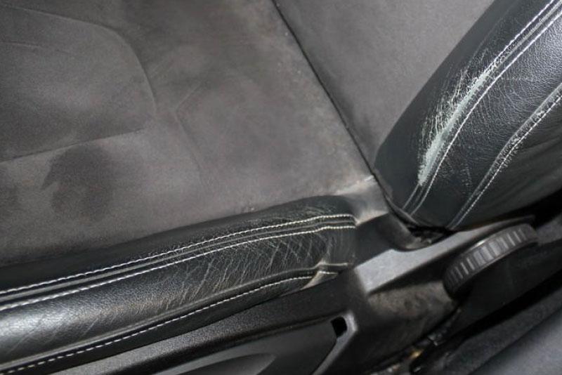 Auto Leasing - die Fahrzeugrückgabe - Innenraum 2