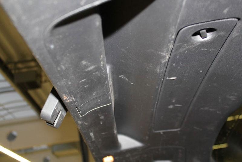 Auto Leasing - die Fahrzeugrückgabe - Innenraum 3