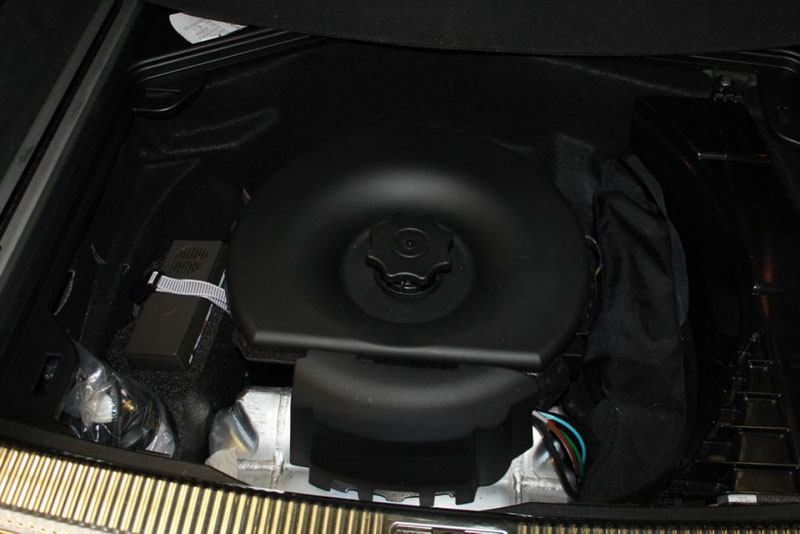 Auto Leasing - die Fahrzeugrückgabe - Innenraum 6