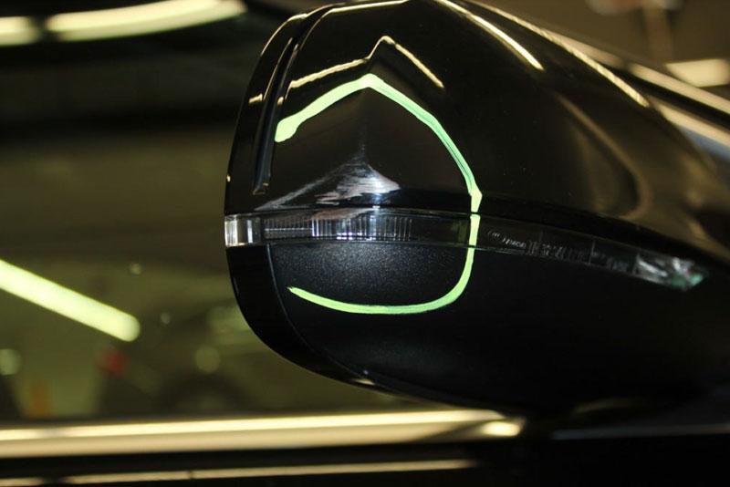 Auto Leasing - die Fahrzeugrückgabe - Lack 11