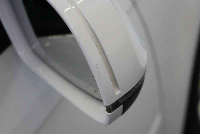 Auto Leasing - die Fahrzeugrückgabe - Lack 12