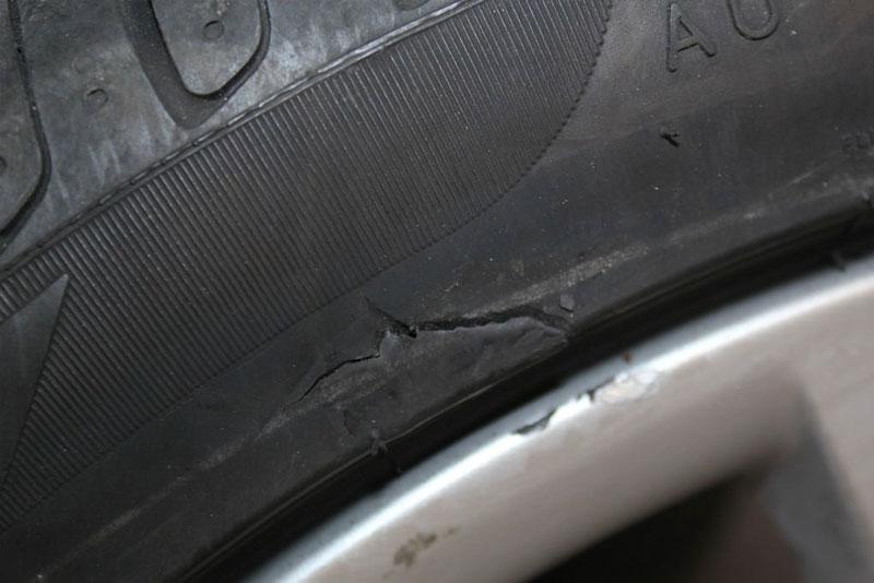 Auto Leasing - die Fahrzeugrückgabe - Reifen 2